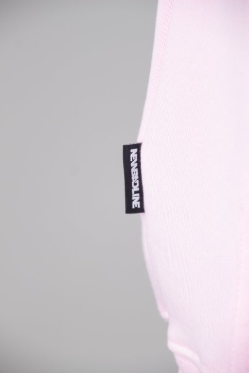 Bluza New Bad Line Hoodie Ass Pink