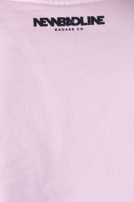 Bluza New Bad Line Palm Pink