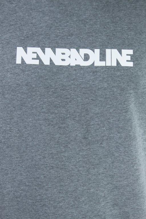 Bluza New Bad Line Small Classic Grey