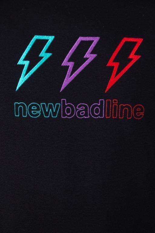 Bluza New Bad Line Thunder Black