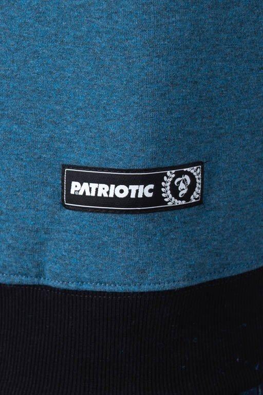 Bluza Patriotic Cls Shade Blue