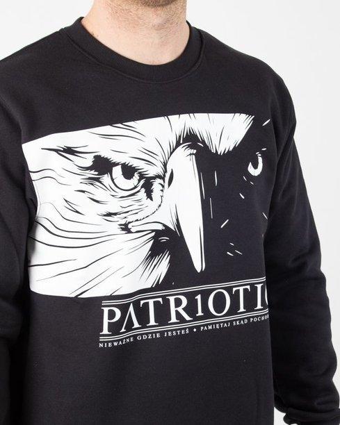 Bluza Patriotic Eagle Eye Black