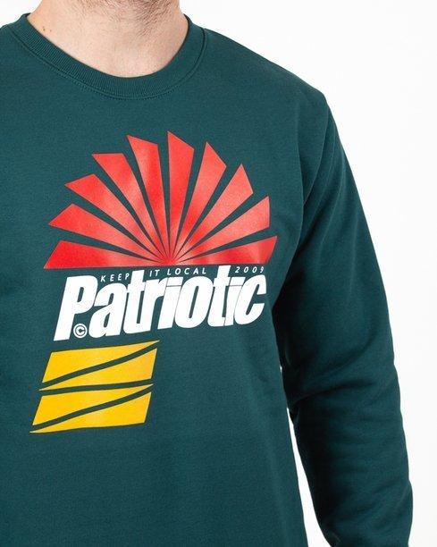 Bluza Patriotic Sunshine Green