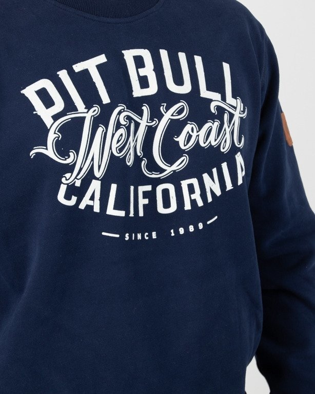 Bluza Pitbull West Coast Navy