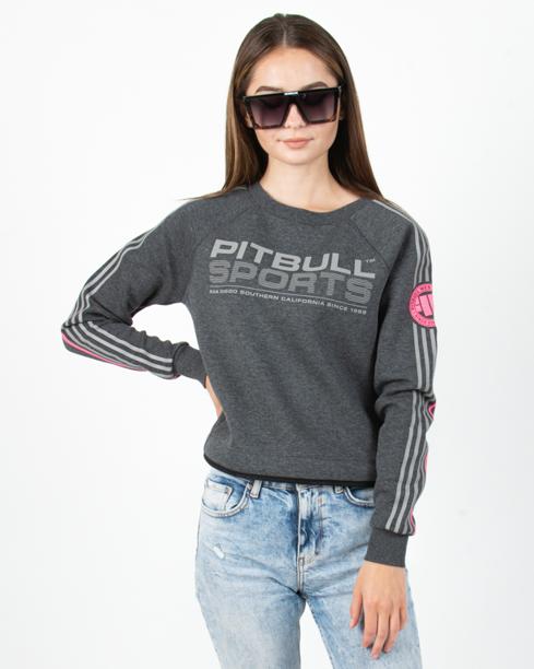 Bluza Pitbull Woman Athletica Graphite