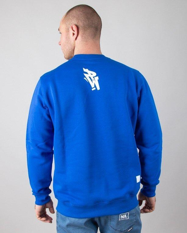 Bluza Polska Wersja Polska Wersja Blue