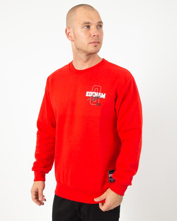 Bluza Dudek P56 Kocham Red