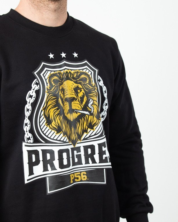 Bluza Prorok56 Lion Black