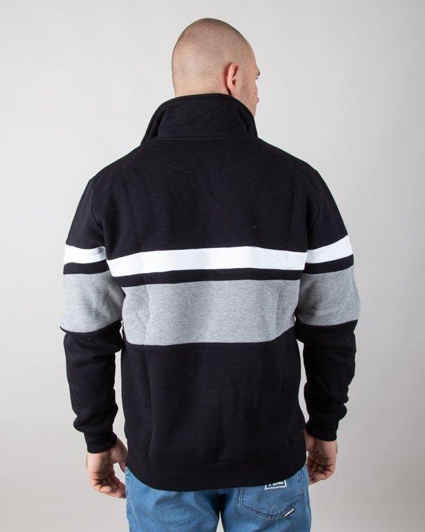 Bluza Prosto Half Zip Roadz Black