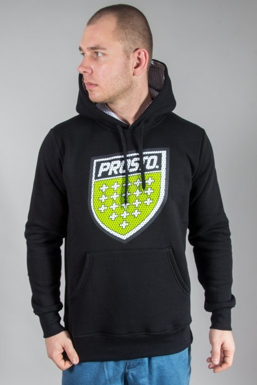 Bluza Prosto Hoodie Surround Black