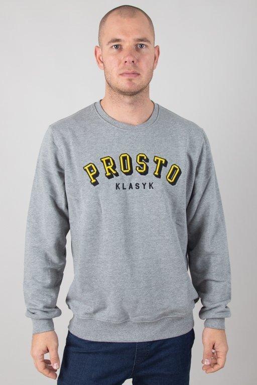 Bluza Prosto Volum Grey