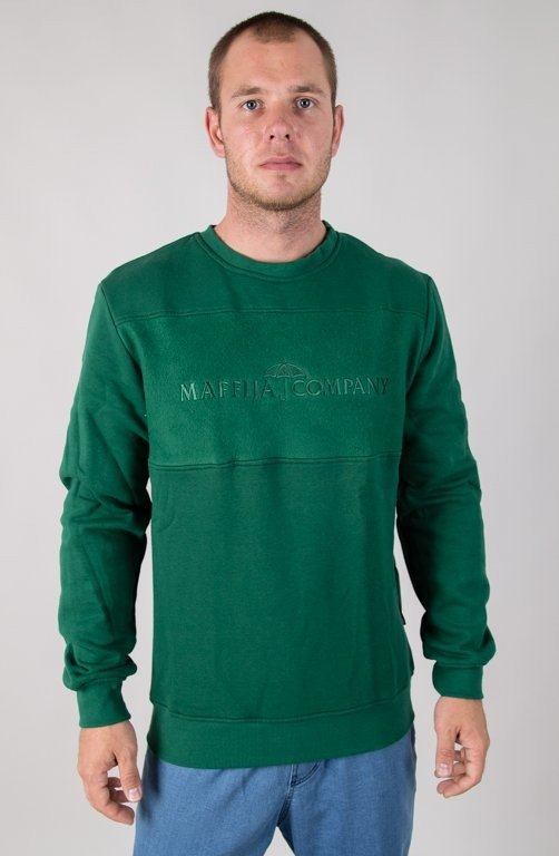 Bluza Sb Maffija Chameleon Green