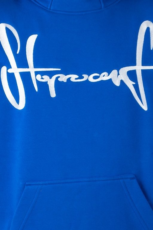 Bluza Stoprocent Hoodie Tag18 Blue