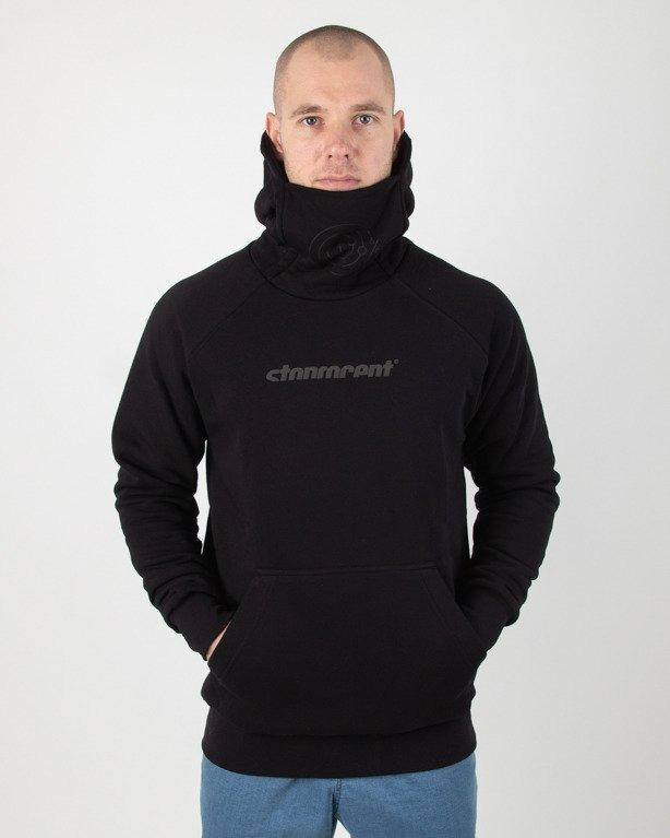Bluza Stoprocent Hoodie Warrior Black