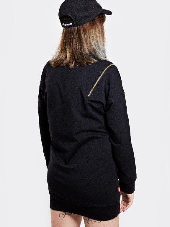 Bluza Stoprocent Woman Cute17 Black