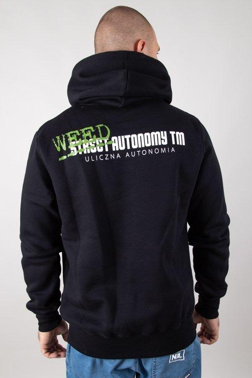 Bluza Street Autonomy Hoodie Top Black