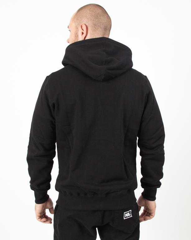 Bluza Zip Elade Icon Black