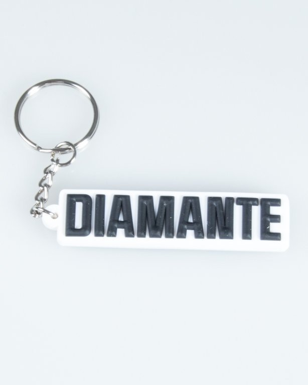 Brelok Diamante Wear Logo Black
