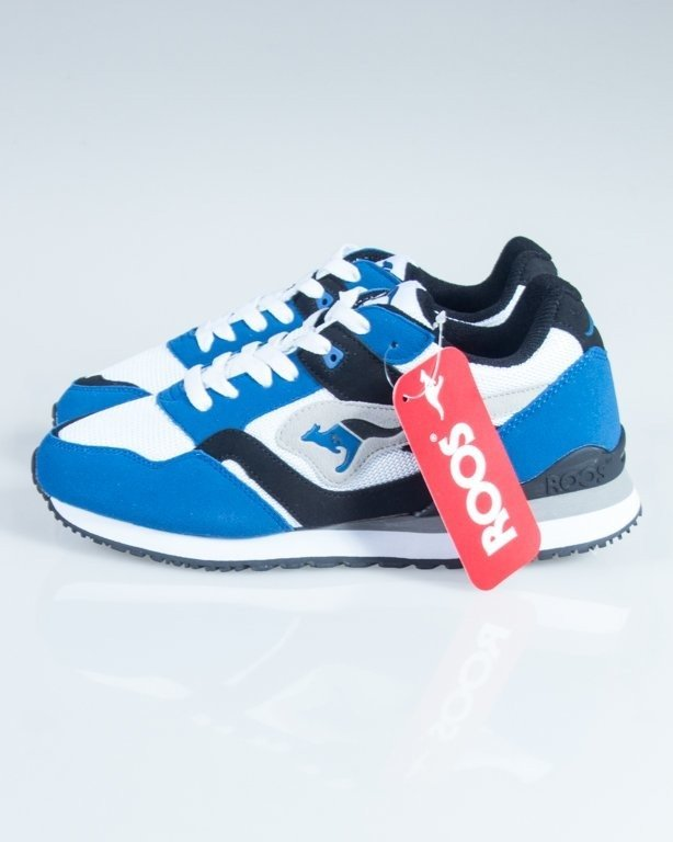 Buty Kangaroos Racer2 Royal Blue-Black