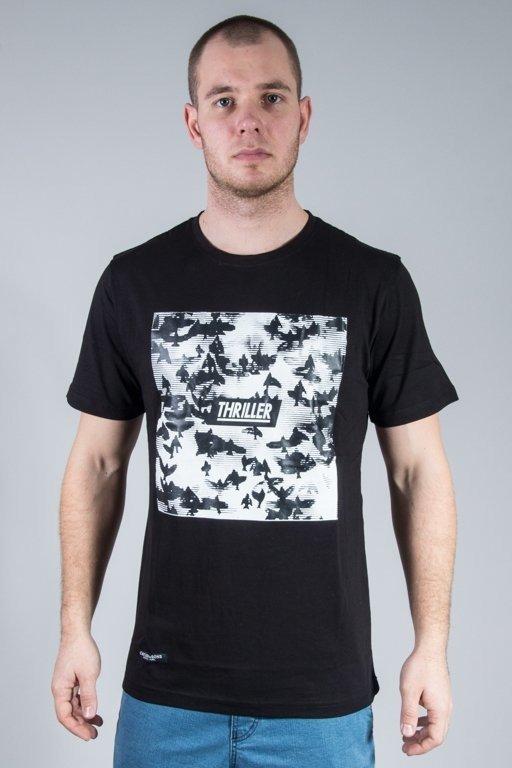 Cayler&Soons Koszulka T-Shirt Long Thriller Black