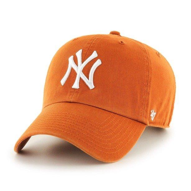 Czapka 47 Brand Clean Up New York Yankes Orange