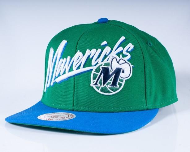 Czapka Mitchell & Ness Czapka Snapback Ne40z Dallas Mavericks