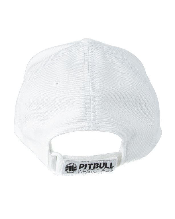 Czapka Pitbull Snapback Seascape White