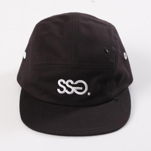 Czapka SSG 5panel Classic Black