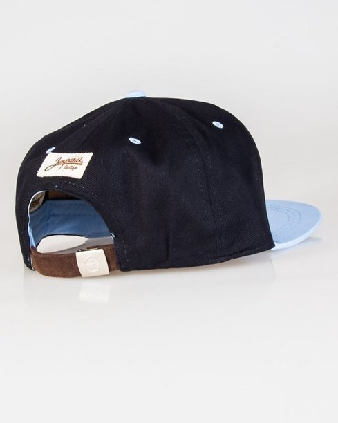 Czapka True Spin Snapback Circle Colors Navy-Blue
