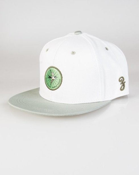 Czapka True Spin Snapback Swallow White-Olive