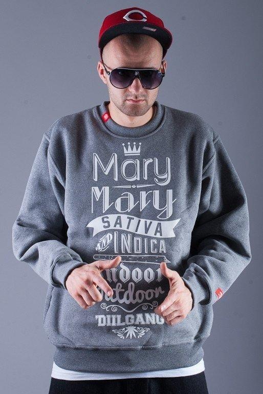 DIIL BLUZA BEZ KAPTURA MARY MARY GREY