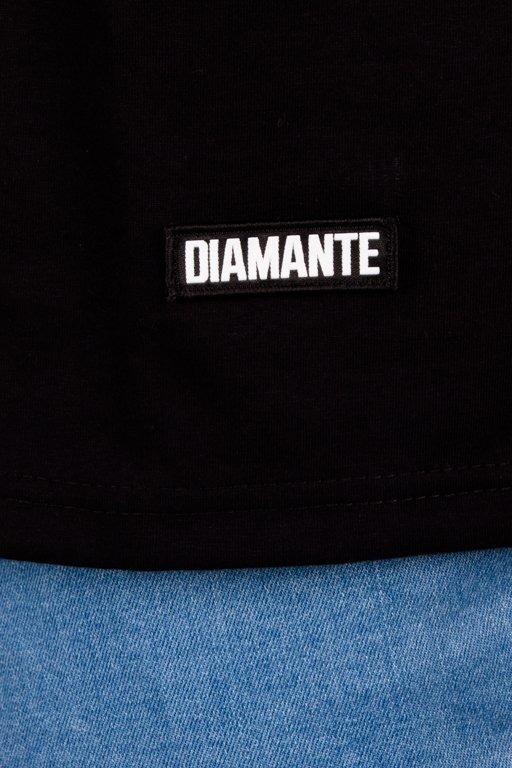 Diamante Wear Koszulka T-shirt Dobrzewchuj Black