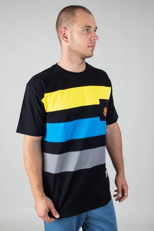 Diil Koszulka T-shirt Sailor Black