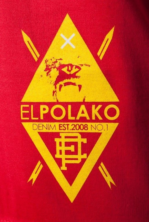 EL POLAKO KOSZULKA KEEP CALM RED
