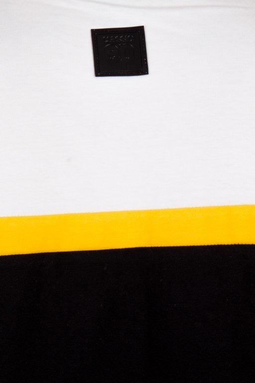 EL POLAKO T-SHIRT 3COLOR CUT BLACK-WHITE