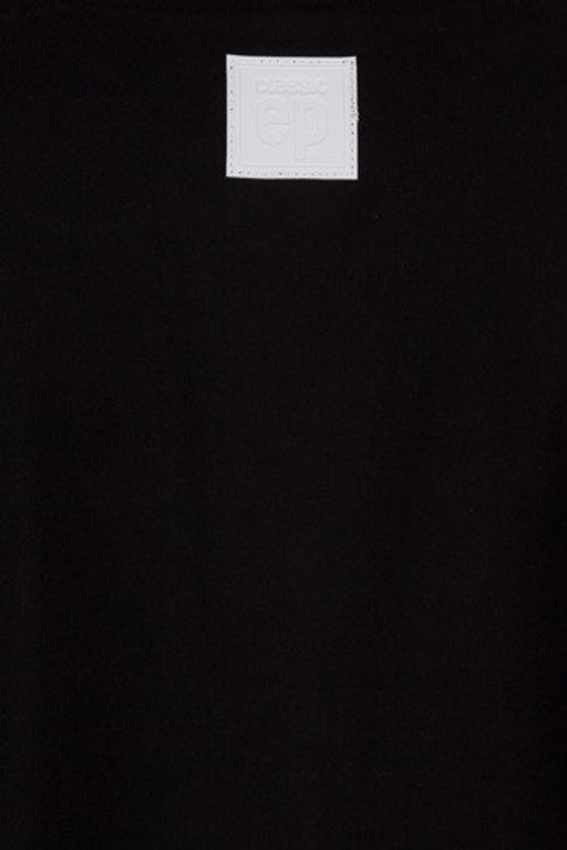EL POLAKO T-SHIRT ALFABET BLACK