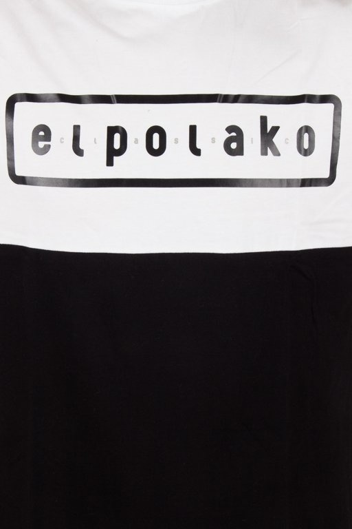 EL POLAKO T-SHIRT CLASSIC STYLE WHITE
