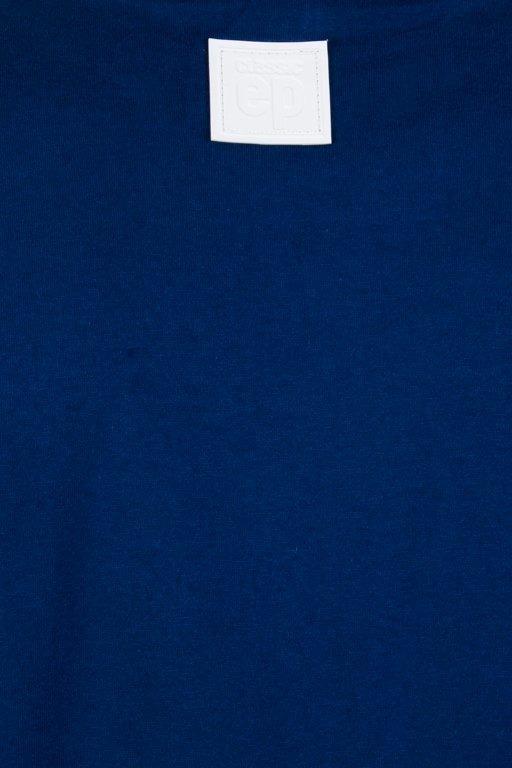 EL POLAKO T-SHIRT COLOR GRADIENT BLUE