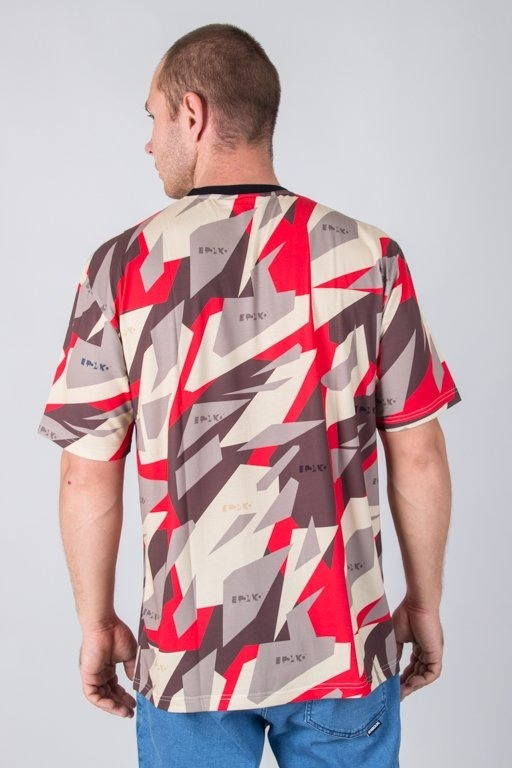 EL POLAKO T-SHIRT PREMIUM RED TRIANGLE MORO