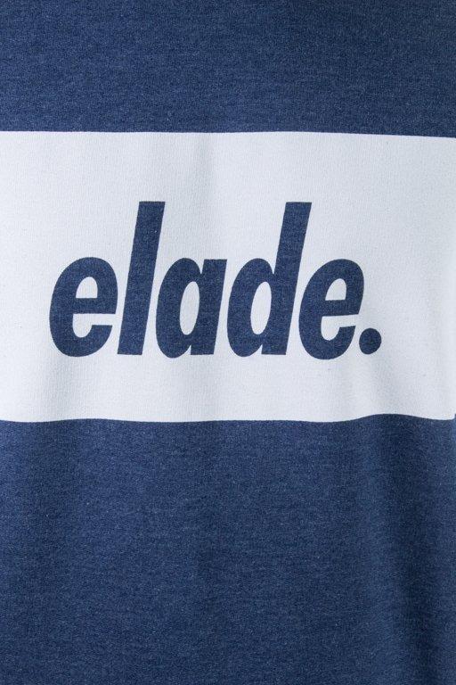 ELADE CREWNECK BOX NAVY