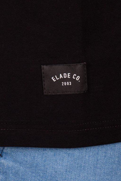 ELADE LONGSLEEVE JERKY ELADE BLACK