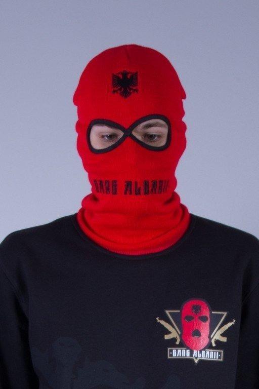 GANG ALBANII KOMINIARKA KRÓLOWIE ŻYCIA RED