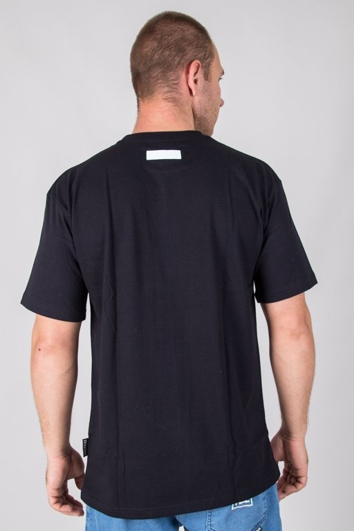ILLEGAL T-SHIRT ODCISK BLACK