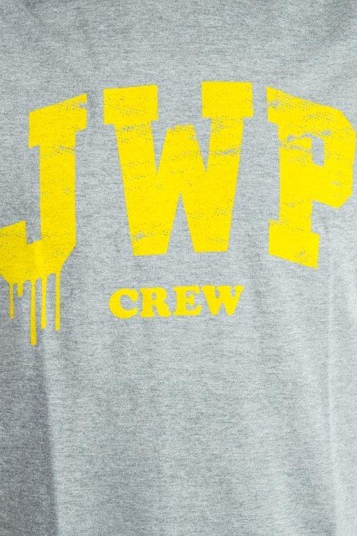 JWP T-SHIRT TRUESCHOOL GREY