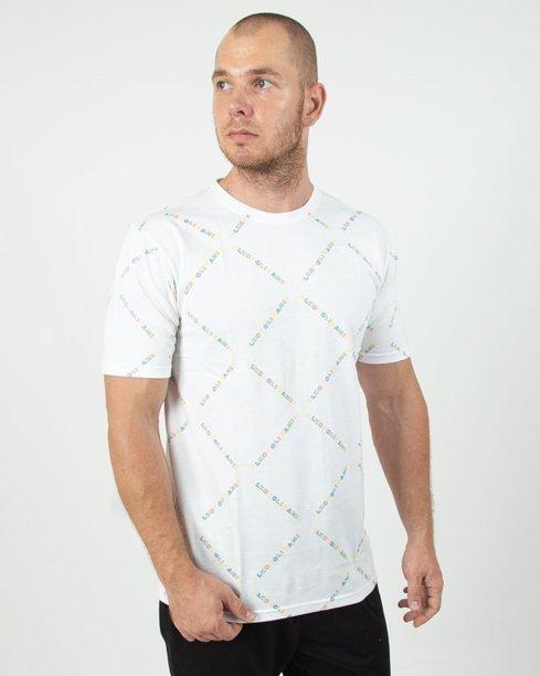 Koszulka Alkopoligamia Crossroads White
