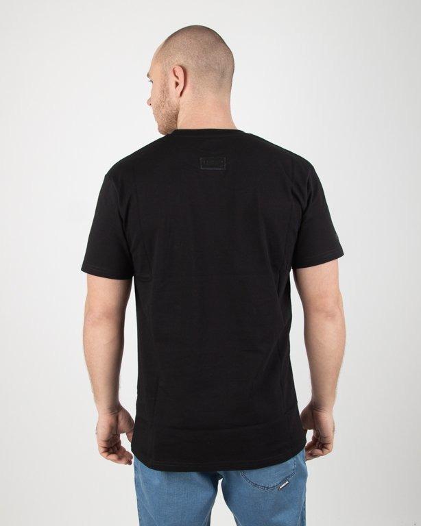 Koszulka Bor New Outline Black