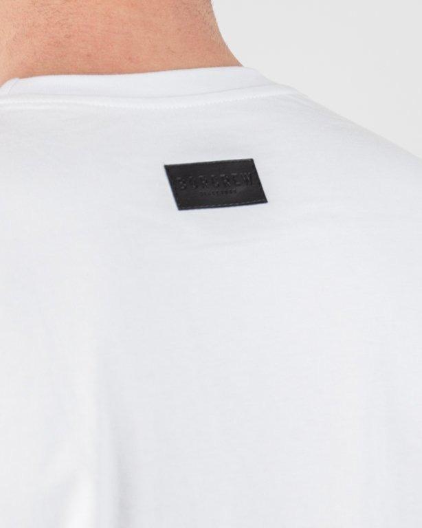 Koszulka Bor New Outline White