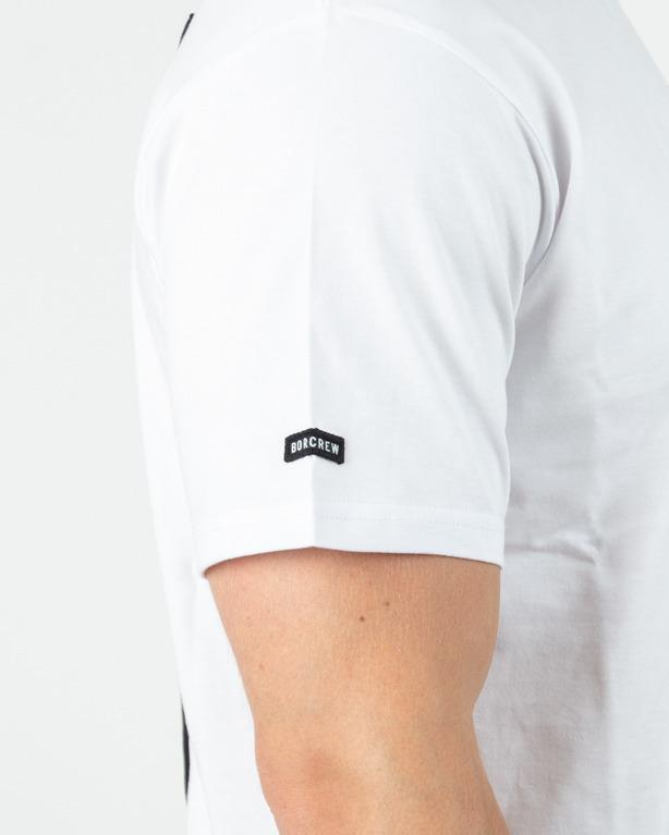 Koszulka Bor One Way White