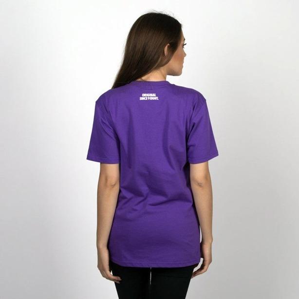 Koszulka Damska Base Violet