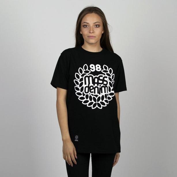 Koszulka Damska Mass Base Black